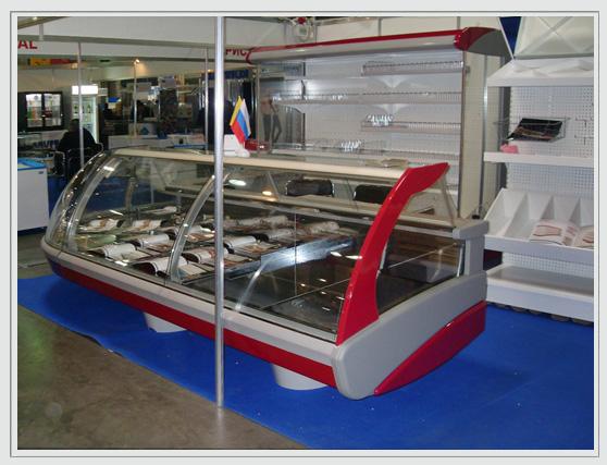 Ежегодная специализированная выставка оборудования для магазинов. Холодильное оборудование МАГМА.